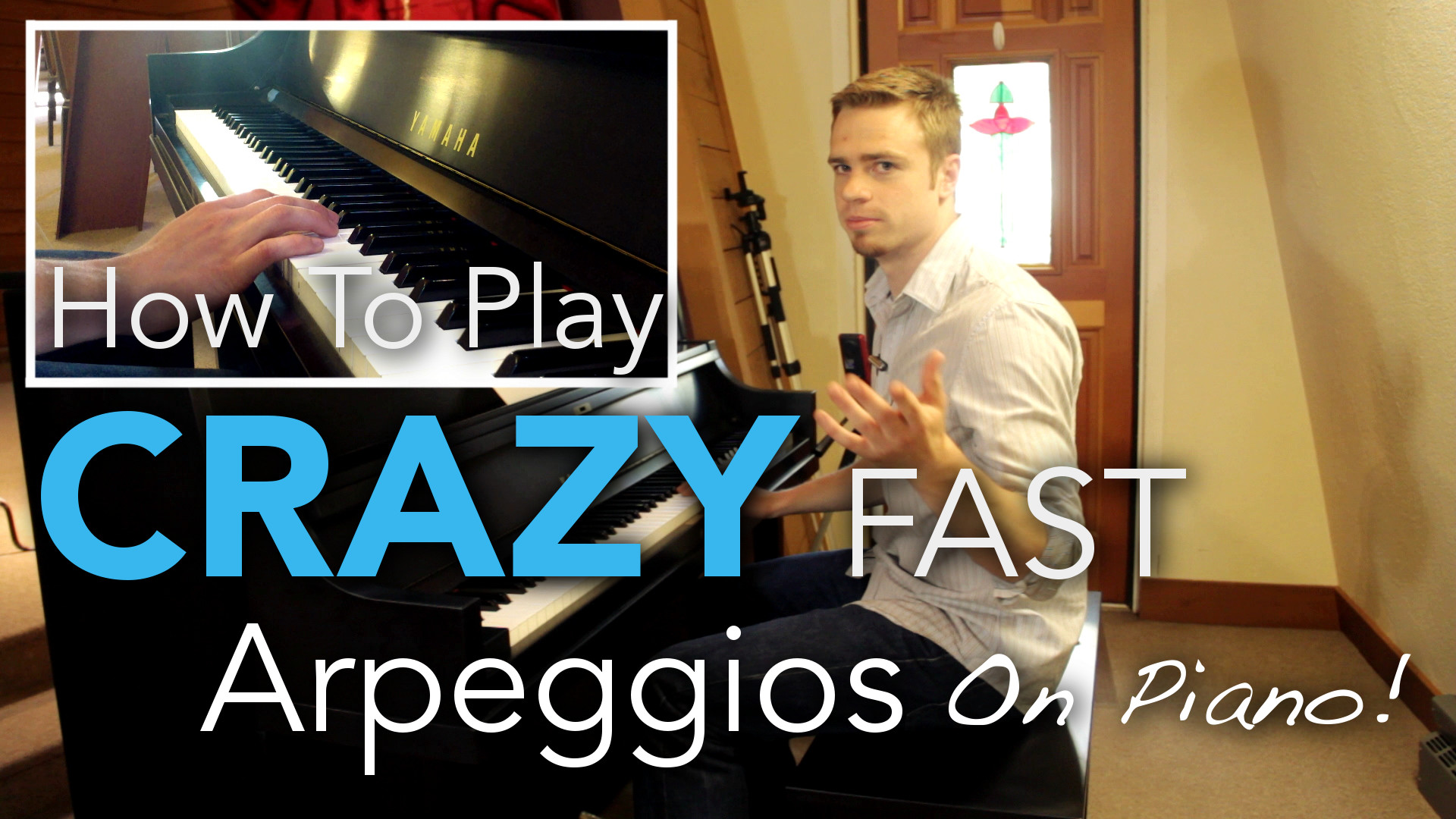 How to play crazy fast piano arpeggios thumbnail