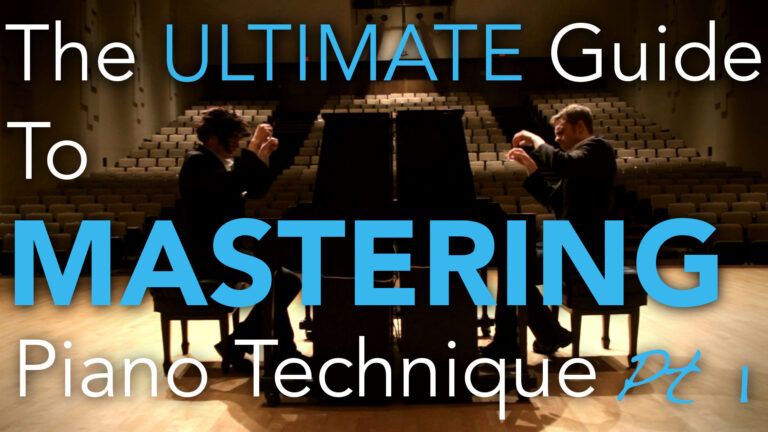 The ultimate guide to mastering piano technique pt 1 thumbnail