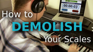 How to Demolish Your Scales