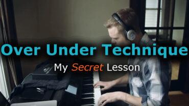 Over Under Technique