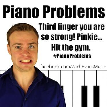 Over Under Technique - Piano Problems